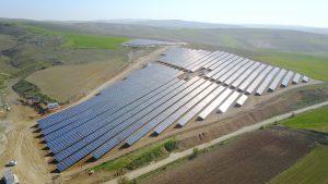 Bilecik ili Bozüyük ilçesi 4,8Mwp / 4Mwe gücünde arazi tipi güneş enerjisi santrali