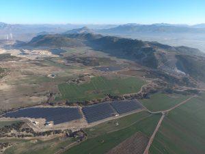 Antalya ili Döşemealtı ilçesi 5,6 Mwp gücünde arazi tipi güneş enerjisi santrali