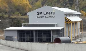Hidro Elektrik Santrali