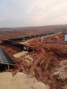 Gaziantep ili Şehitkamil ilçesi 0,544Mwp/20,5Mwe gücünde arazi tipi güneş enerjisi santrali
