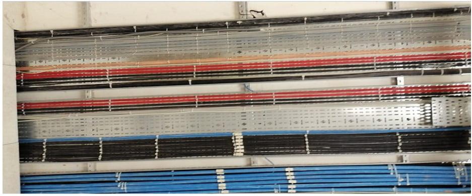 Güneş Paneli Kablo Yapısı