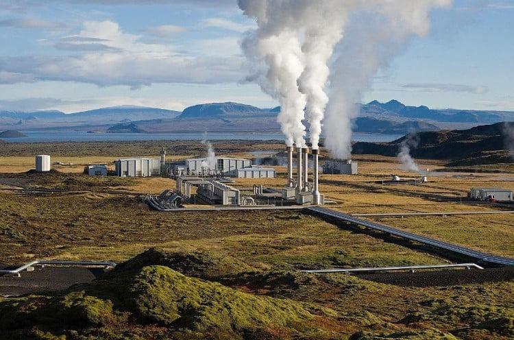 Nesjavellir Jeotermal Santrali - Iceland