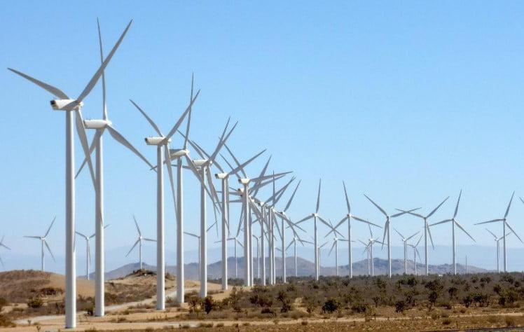 Mojave Wind Power Park-ABD