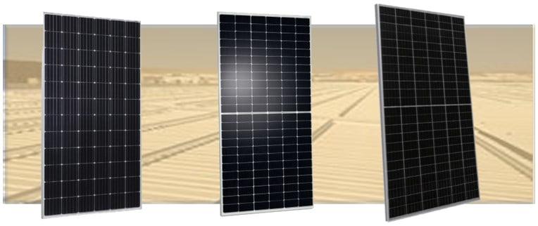 Monokristal Güneş Paneli