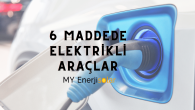 Photo of 6 Maddede Elektrikli Araçlar Sunumu